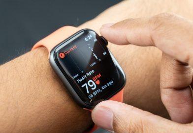 Как измерить давление на Apple Watch?