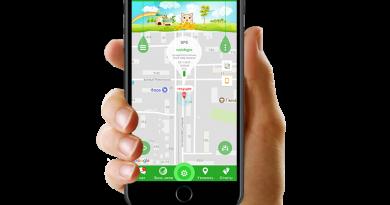 SeTracker — приложение для детских смарт часов