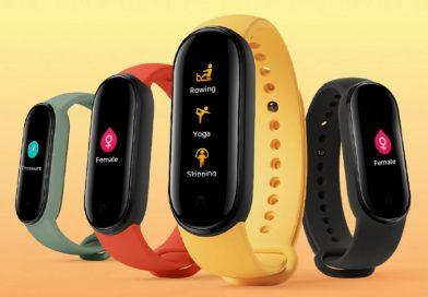 Обзор фитнес браслета Xiaomi Mi Band 5 с NFC