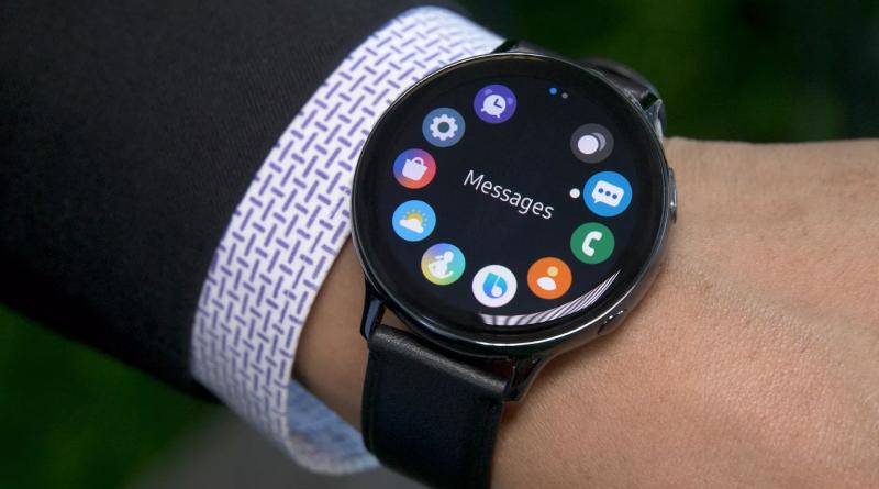 Обзор смарт часов Samsung Galaxy Watch Active 2 с NFC