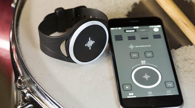 Обзор виброметронома Soundbrenner Pulse