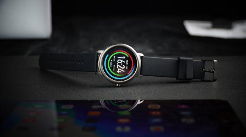 Обзор бюджетных фитнес часов Xiaomi Mibro Air