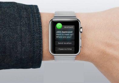 Как включить уведомления WhatsApp на умных часах?